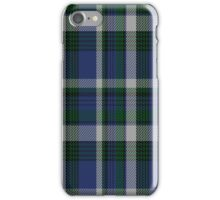 01529 Alberta, Quebec, Nova Scotia, Canada District Tartan iPhone Case/Skin