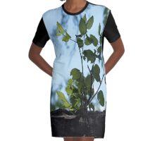 Regeneration  Graphic T-Shirt Dress