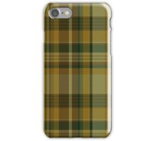01527 Alberta (CIDD 28106) Commemorative Tartan  iPhone Case/Skin
