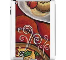 Pizza and Dessert  iPad Case/Skin