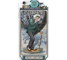 Hermann Gottlieb, Mucha Style! iPhone Case/Skin