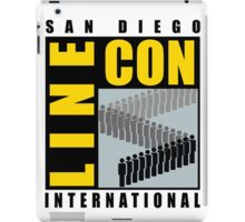 San Diego Line Con International iPad Case/Skin