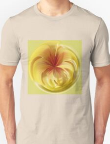 Trapped in a sphere Unisex T-Shirt