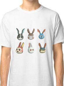 Animal Crossing Rabbits Classic T-Shirt