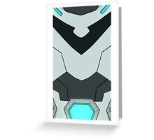 [VOLTRON] Shiro  Greeting Card