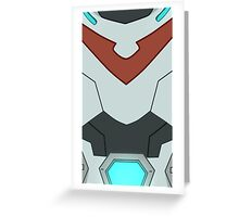 [VOLTRON] Keith Greeting Card