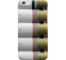 Colorful Cat Stories iPhone Case/Skin