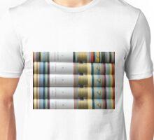 Colorful Cat Stories Unisex T-Shirt