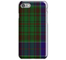 01517 Adams Family/Clan Tartan  iPhone Case/Skin
