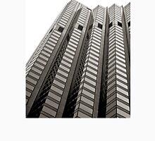 B&W - High Rise Office Building Unisex T-Shirt