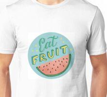 Eat Fruit Unisex T-Shirt