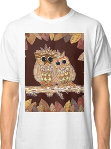 Owlways Love You Classic T-Shirt