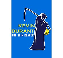 Kevin Durant the Slim Reaper Photographic Print