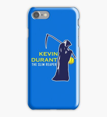 Kevin Durant the Slim Reaper iPhone Case/Skin