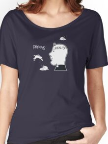 Fr. Ted - Dreams Vs. Reality Women's Relaxed Fit T-Shirt