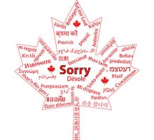 Essential Translation for Canadians Photographic Print