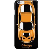 Toyota Supra (top view) iPhone Case/Skin