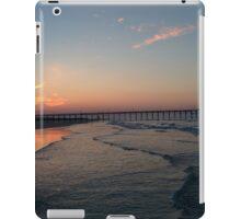 Sunset Beach #2 Photograph iPad Case/Skin