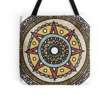 Moonrise Mandala Tote Bag