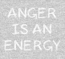 Anger Is An Energy One Piece - Long Sleeve