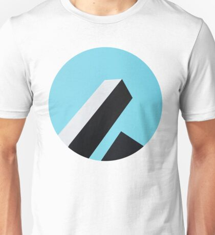 Abstract Architecture Unisex T-Shirt