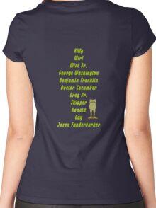 Jason Funderburker Women's Fitted Scoop T-Shirt