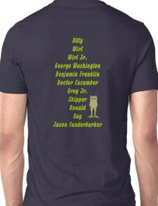 Jason Funderburker Unisex T-Shirt