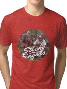 Sticky Fingers Tri-blend T-Shirt