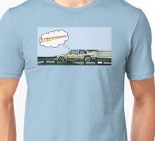 Roy Lichtenstein BMW art car Unisex T-Shirt
