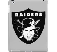 Raiders of the Lost Football iPad Case/Skin