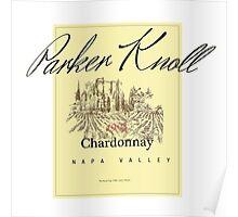 Parker Knoll Chardonnay Poster