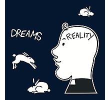 Fr. Ted - Dreams Vs. Reality Photographic Print
