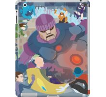 X-Men vs. Senitnels iPad Case/Skin