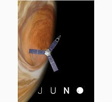 Juno over Great Red Spot Unisex T-Shirt