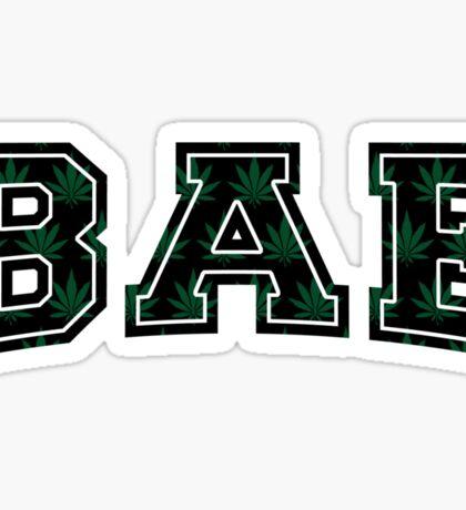 BAE 420 Sticker