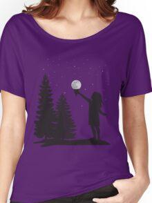 Summer night Women's Relaxed Fit T-Shirt