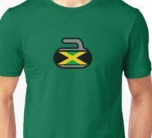 Jamaica Rocks! - Curling Rockers Unisex T-Shirt