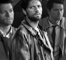 Supernatural - Castiel Sticker
