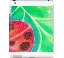 Lady of the Leaf iPad Case/Skin
