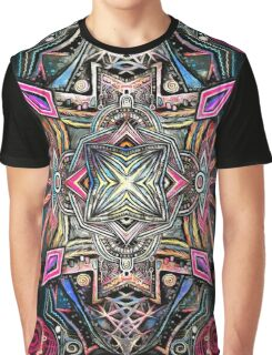 Mandala Greg Graphic T-Shirt