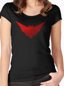 batwoman Women's Fitted Scoop T-Shirt