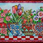 Teacup Flower Pots by WildestArt