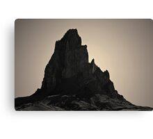 Agathla Peak AZ I Toned Canvas Print