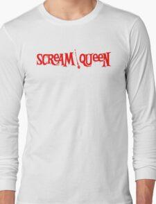 Scream Queen Long Sleeve T-Shirt