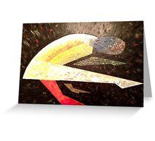 Art of the Asana - Tittibasana Greeting Card