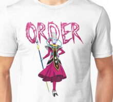 Whis - ORDER / Dragonball Super Unisex T-Shirt