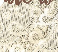 Bride To Be - Dress Design Sticker