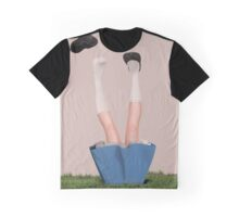 Down the Rabbit Hole Graphic T-Shirt