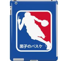 The National Kuroko's Basketball Association iPad Case/Skin