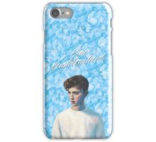 Troye Sivan Blue Neighbourhood Blue iPhone Case/Skin